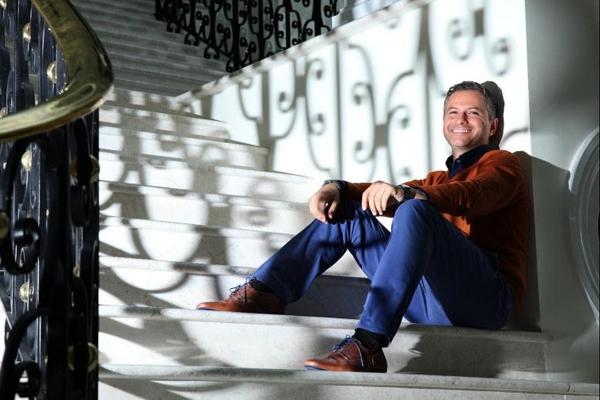 Entrevista de Hélder Reis à revista VIP