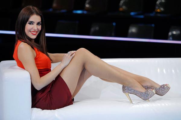 Catarina Furtado volta a escolher a marca Samelli